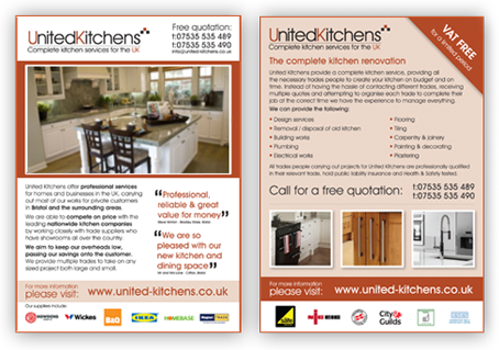 United Kitchens Flyer
